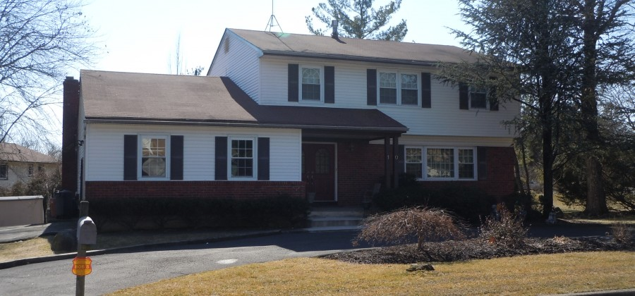 Large 4 Bedroom Colonial House in New City, NY